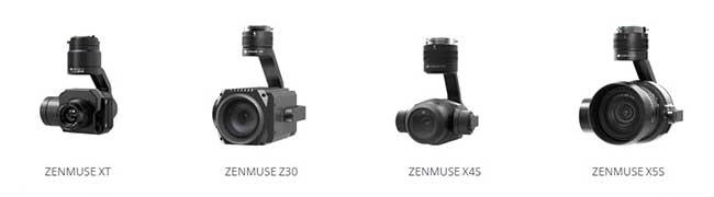 cámaras m200