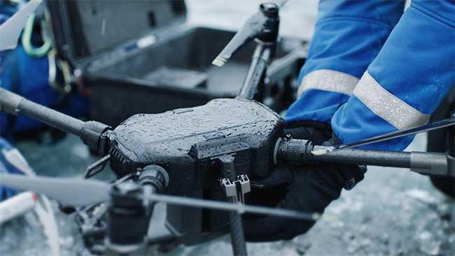 weatherproof drone matrice 200