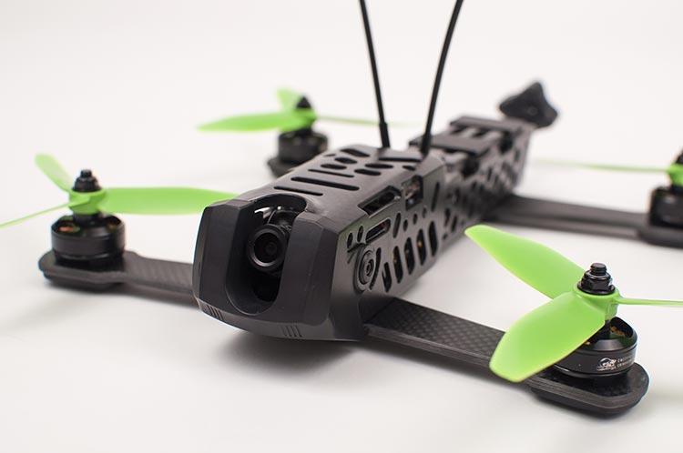 carbon fiber frame